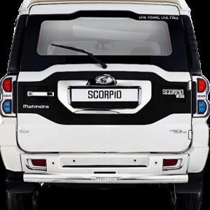 Scorpio SS rear guard