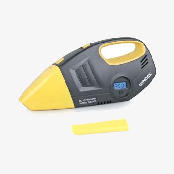 Windek 2 in 1 Vacuum Cleaner & Digital Inflator